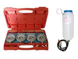 $@ <b>Vacuum Carburetor Synchronizer Carb Sync Gauge</b> Gas Tank ...