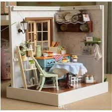 ikea lillabo dollshouse blythe. Wooden House Furniture. Hot Doll Diy Miniature Dolls Furniture Toys With Styles For Ikea Lillabo Dollshouse Blythe