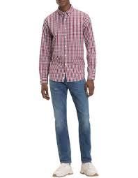 tommy hilfiger heather gingham shirt