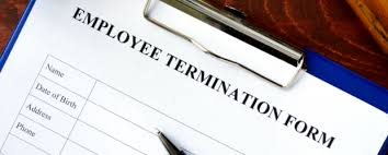 Human Resources: Employee Termination Cheat Sheet By Davidpol ...