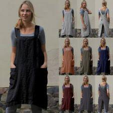Cotton <b>Summer</b>/<b>Beach Sleeveless Dresses</b> for Women | eBay