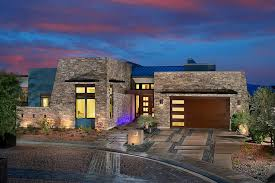 modern architecture. Pardee Home\u0027s Axis Community On Green Valley Parkway Features Modern Architecture. (Pardee) Architecture