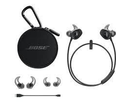 bose soundsport free. bose soundsport wireless bluetooth headphones - black bose soundsport free