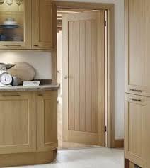 pre finished genoa oak door