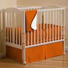 solid color crib bedding nursery glamorous bedroom design