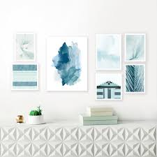 beach house wall art set of 7 feature wall prints gallery wall art nautical home on house wall art image with beach house wall art set of 7 feature wall prints gallery wall art