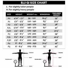 Gi Sportz Pants Size Chart Best Bjj Gi For Beginners Elite Sports Ibjjf Ultra Light Gi