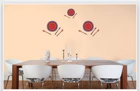bon appetit wall stencil painting