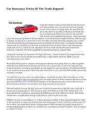 non owner car insurance quote car insurance tricks of the trade exposedflowerymold347 issuu
