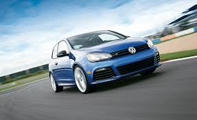 2012 Volkswagen Golf R U.S.-Spec First Drive - Review - Car and Driver