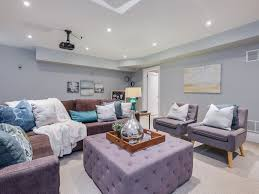 Purple Living Room Rugs Patio Gray Area Rug Concrete Exposed Ducts Warehouse Furniture