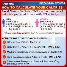 Basal Metabolic Rate Bmr Chart Calculating Bmr Etc Basal Metabolic Rate Calorie
