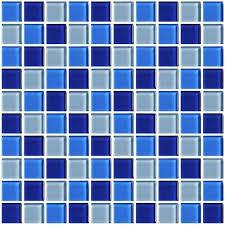 swimming pool glass mosaic tile 8 10 mm
