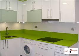 Captivating Cocinas Verdes Y Blancas Cocinas Verdes 2017 Ideas Para