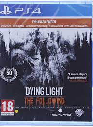 Dying Light Compare Prices Dying Light The Following Enhanced Edition Region 2 Playstation 4