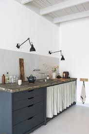 New Old Trend 10 Fresh Examples Of Sink Skirts And Cabinet Curtains