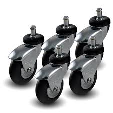 chair casters for hardwood floors. 5 Pack 3\ Chair Casters For Hardwood Floors