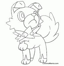 Rockruf Pokemon Drawing Kitchen