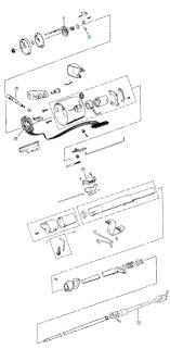 Steering wheel parts diagram picture
