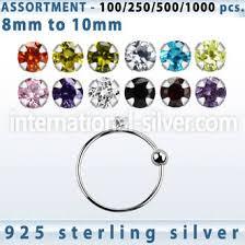 Wholesale Others Wholesale Lots Body Jewelry - International <b>Silver</b>