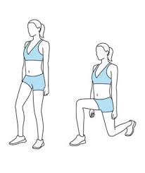 Image result for step lunges