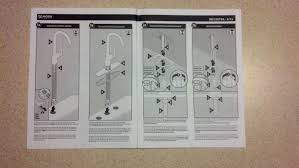 Kitchen Faucet Installation Instructions Moen Brantford Kitchen Faucet Installation And Review Postcards