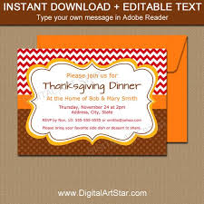 Thanksgiving Invites Thanksgiving Invitation Template Thanksgiving Birthday