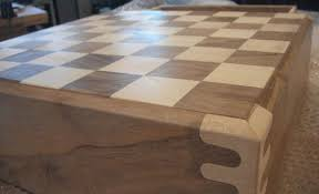 Making Wooden Games Making the wooden chess set YouTube 33
