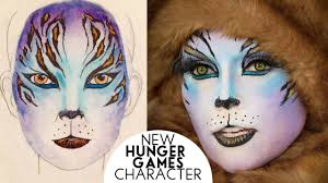 capitol couture new hunger games character tigris