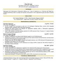 Veteran Resume Samples Resume Exampless Military Veteran Examples Letter Templates