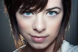rule of thirds photography portraits. Close Up Portrait Of A Woman Rule Thirds Photography Portraits