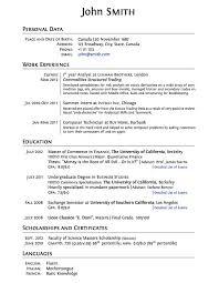 Resume College Resume Template Microsoft Word Best Inspiration