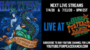Watch Acoustic Hot Tuna Livestream - Livestream Aired On Jul 4, 2020 -  Curing The Quarantine Blues