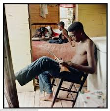 a country divided stunning photographs capture the lives of armed willie causey junior holds a gun during a period of violence in shady grove