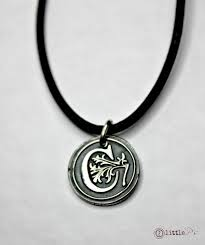 men s personalized necklace uni letter charm man jewelry custom gift gift monogram wax seal pendant personalized gift