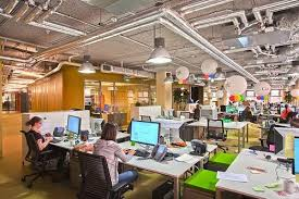 goggle office. Google Moscow Office Plain In C With Decor Goggle
