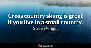 Skiing Quotes Fascinating Skiing Quotes BrainyQuote