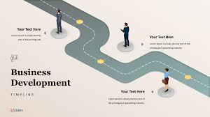 Development Roadmap Template Business Roadmap Template Free Powerpoint Templates