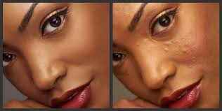 advert has been banned for airbrushing her lips have always been large how does advertisment for false