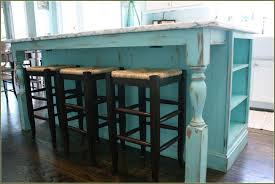 Distressed Kitchen Cabinets Distressed Turquoise Kitchen Cabinets Quicuacom