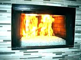 fireplace insert glass door replacement do electric gl how to clean glass door