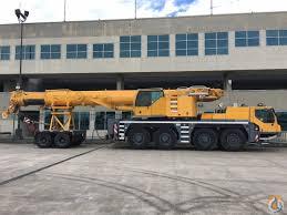 Sold 2008 Liebherr Ltm 1090 4 1 Crane For On Cranenetwork Com