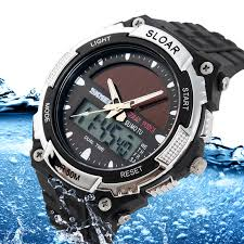solar watches for stylish energy saving green clean world solar watches for stylish energy saving
