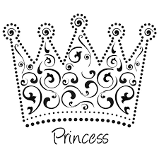 Small Picture Beautiful Princess Crown Coloring Page NetArt