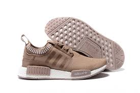 Top Very White Good Bargain Men's Clearance Shoes Adidas High Nmd Brown