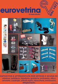 Espositori e attrezzature per vetrine e negozi di: pdf