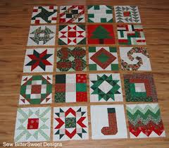 Vintage Christmas Sampler Tutorials | Sew BitterSweet Designs & Here is a list of the blocks that I plan on making for my Vintage Sampler  Quilt – check back regularly for updated posts. I will link each tutorial  to this ... Adamdwight.com