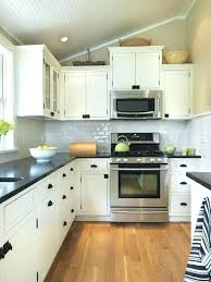 Gray Kitchen White Cabinets White Cabinets Grey Walls Grey Kitchen