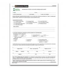 Separation Notice Louisiana Separation Notice Separation Notice Form Louisiana
