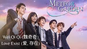 wei qi qi 魏奇奇 meteor garden